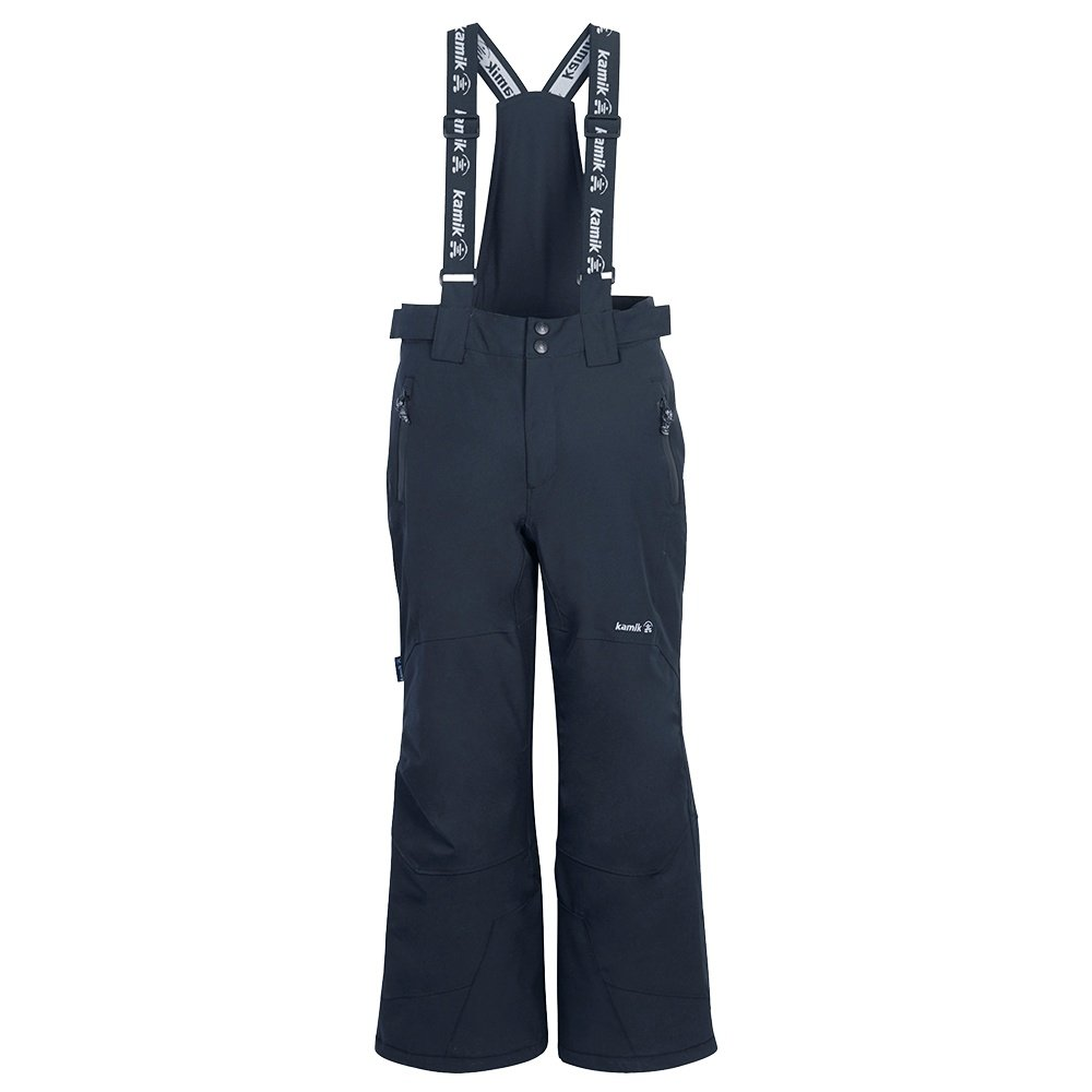 Kamik Jett Insulated Ski Pant (Kids') - Charcoal
