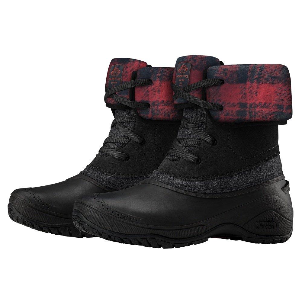 The North Face Shellista II Roll-Down Boot (Women's) - TNF Black/TNF Black