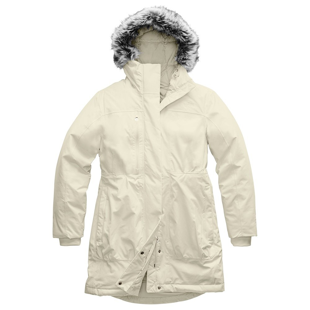 The North Face Downtown Parka (Women's) - Vintage White
