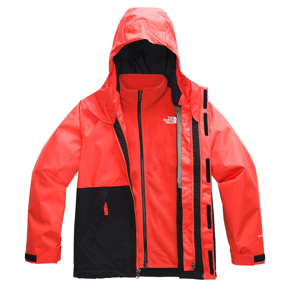 The North Face Vortex Triclimate Ski Jacket (Boys') - Flare