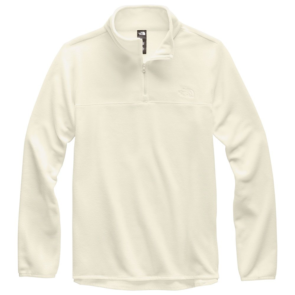 The North Face TKA Glacier 1/4-Zip Mid-Layer (Women's) - Vintage White