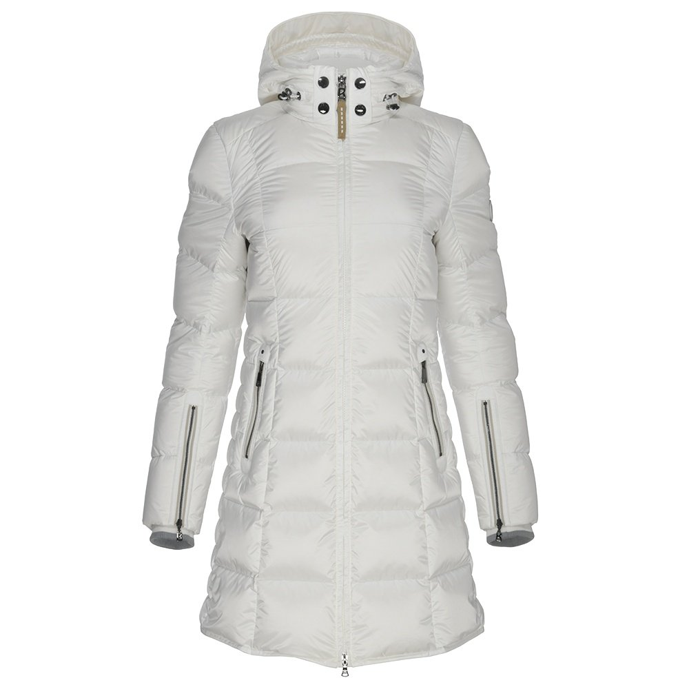 Bogner Hana-D Down Coat (Women's) - Off White