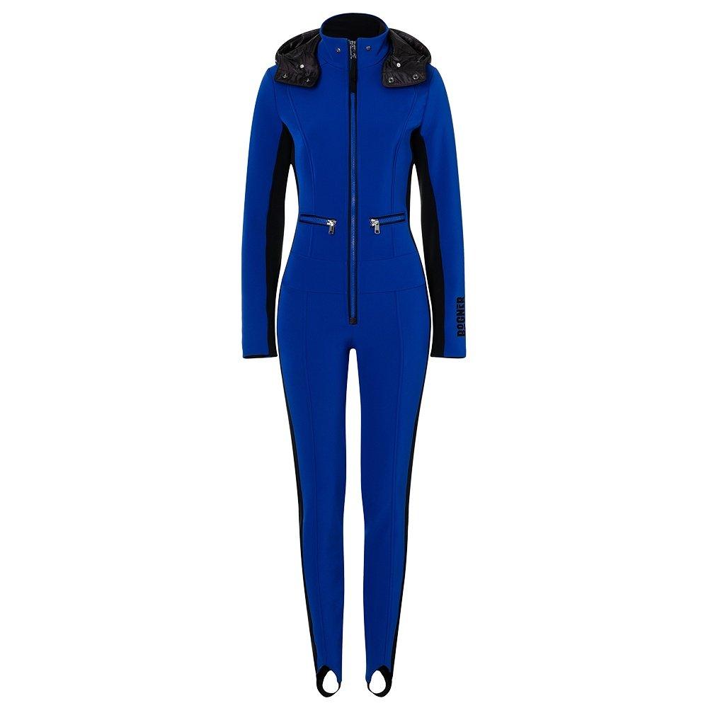 Bogner Delizia Softshell Ski Suit (Women's) - Cobalt Blue
