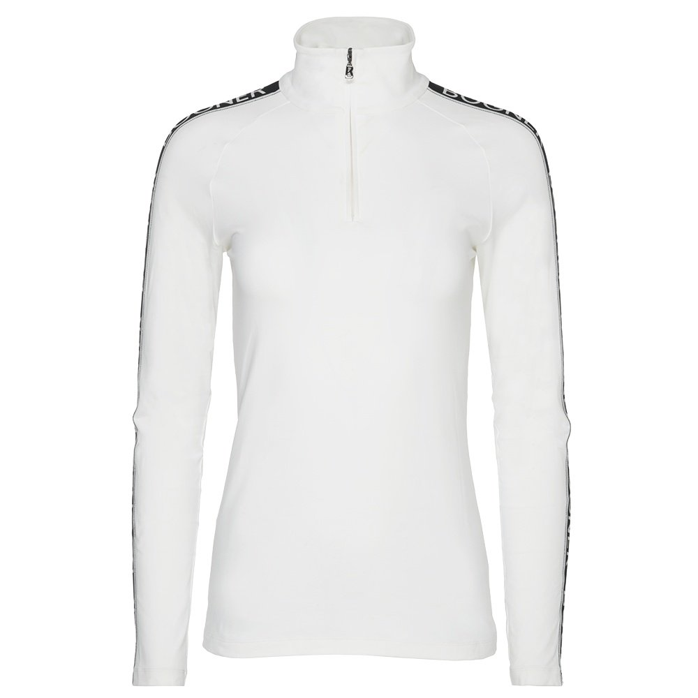 Bogner Hayden 1/4-Zip Mid-Layer (Women's) - Off White