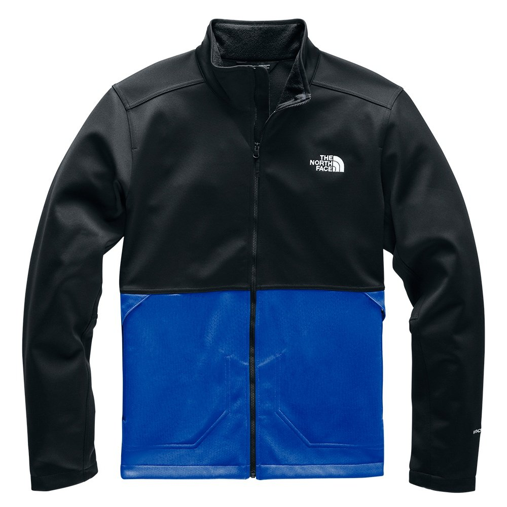The North Face Apex Canyonwall Fleece Jacket (Men's) - TNF Blue/Black