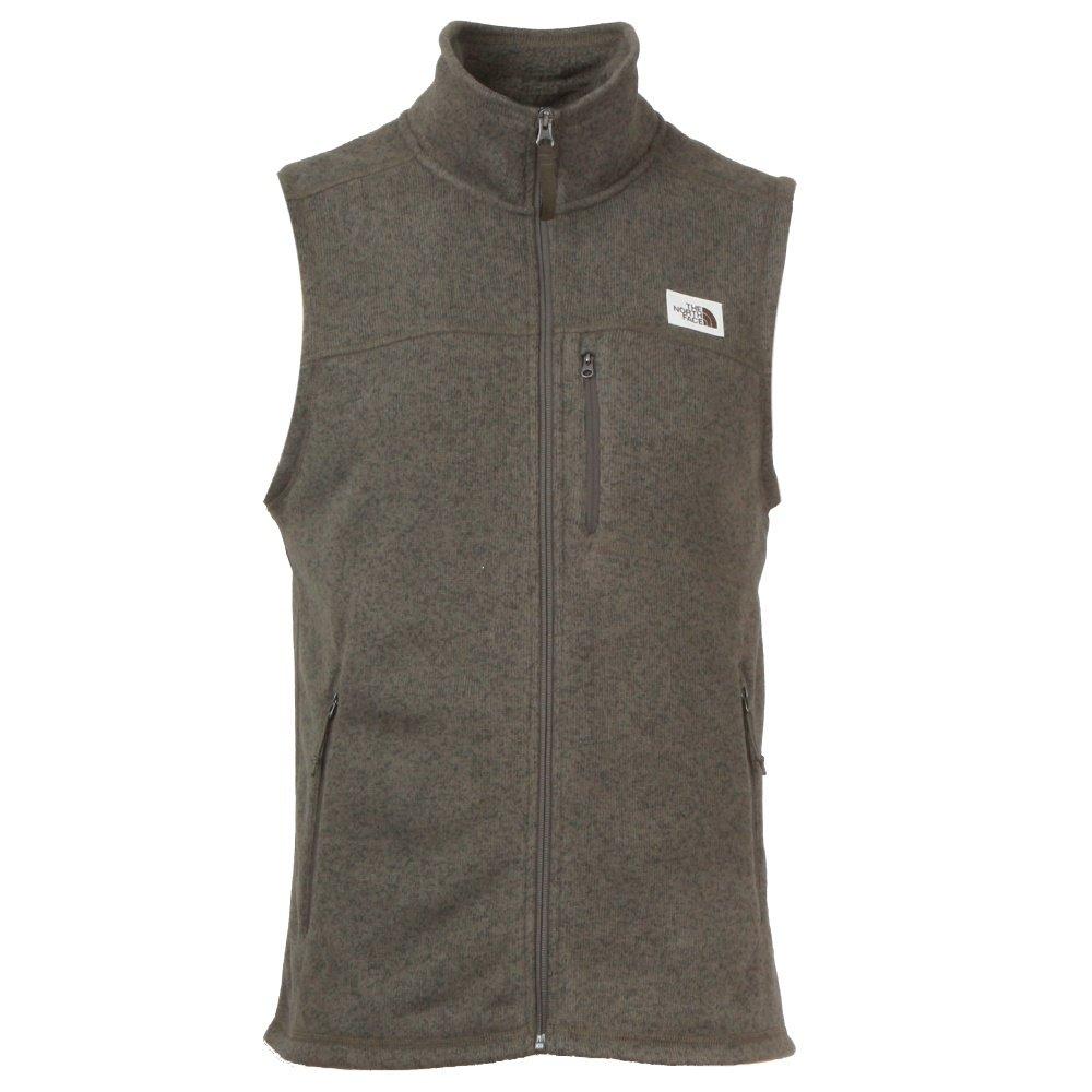 The North Face Gordon Lyons Fleece Vest (Men's) - Taupe Green Heather
