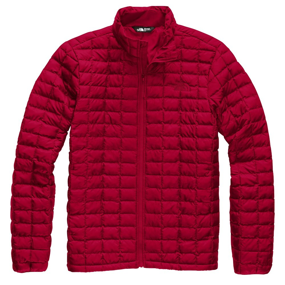 The North Face ThermoBall Eco Insulator Jacket (Men's) - Cardinal Red Matte
