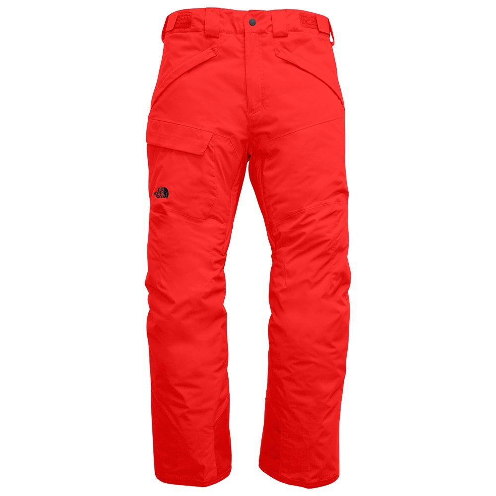 The North Face Freedom Insulated Ski Pant (Men's) - Fiery Red
