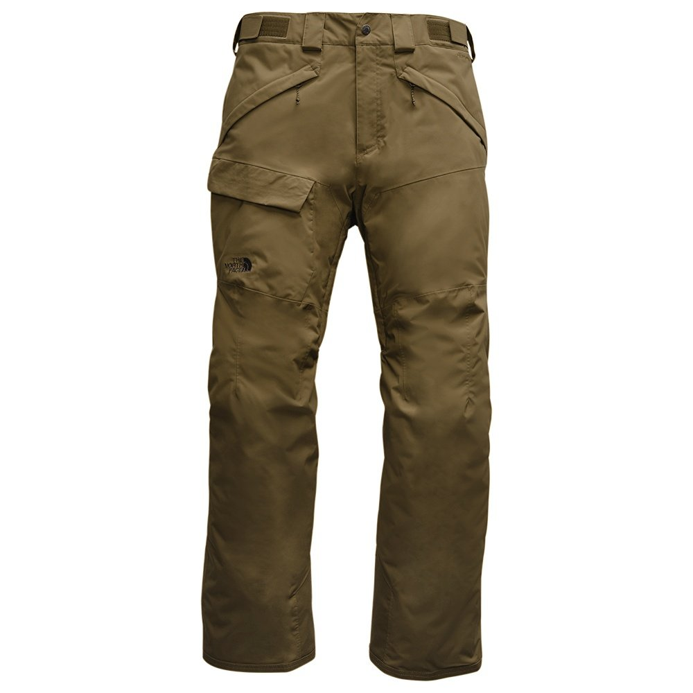 The North Face Freedom Insulated Ski Pant (Men's) - Military Olive