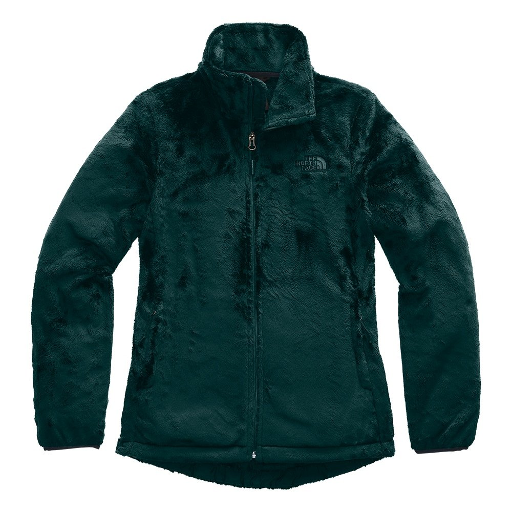 The North Face Osito Jacket (Women's) - Ponderosa Green