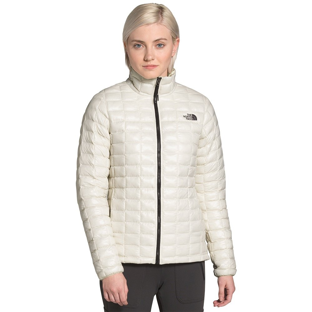 The North Face ThermoBall Eco Insulator Jacket (Women's) - Vintage White