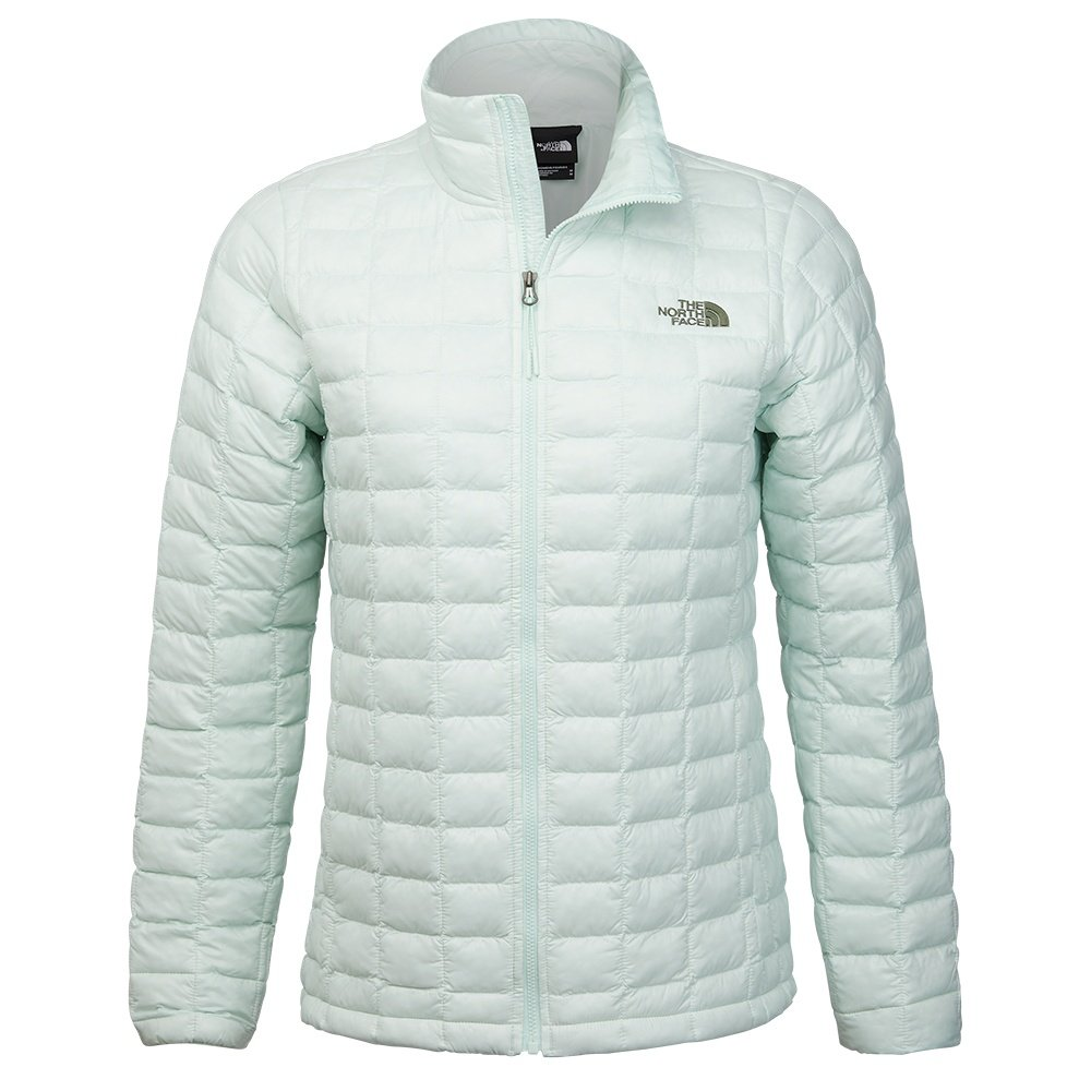 The North Face ThermoBall Eco Insulator Jacket (Women's) - Misty Jade