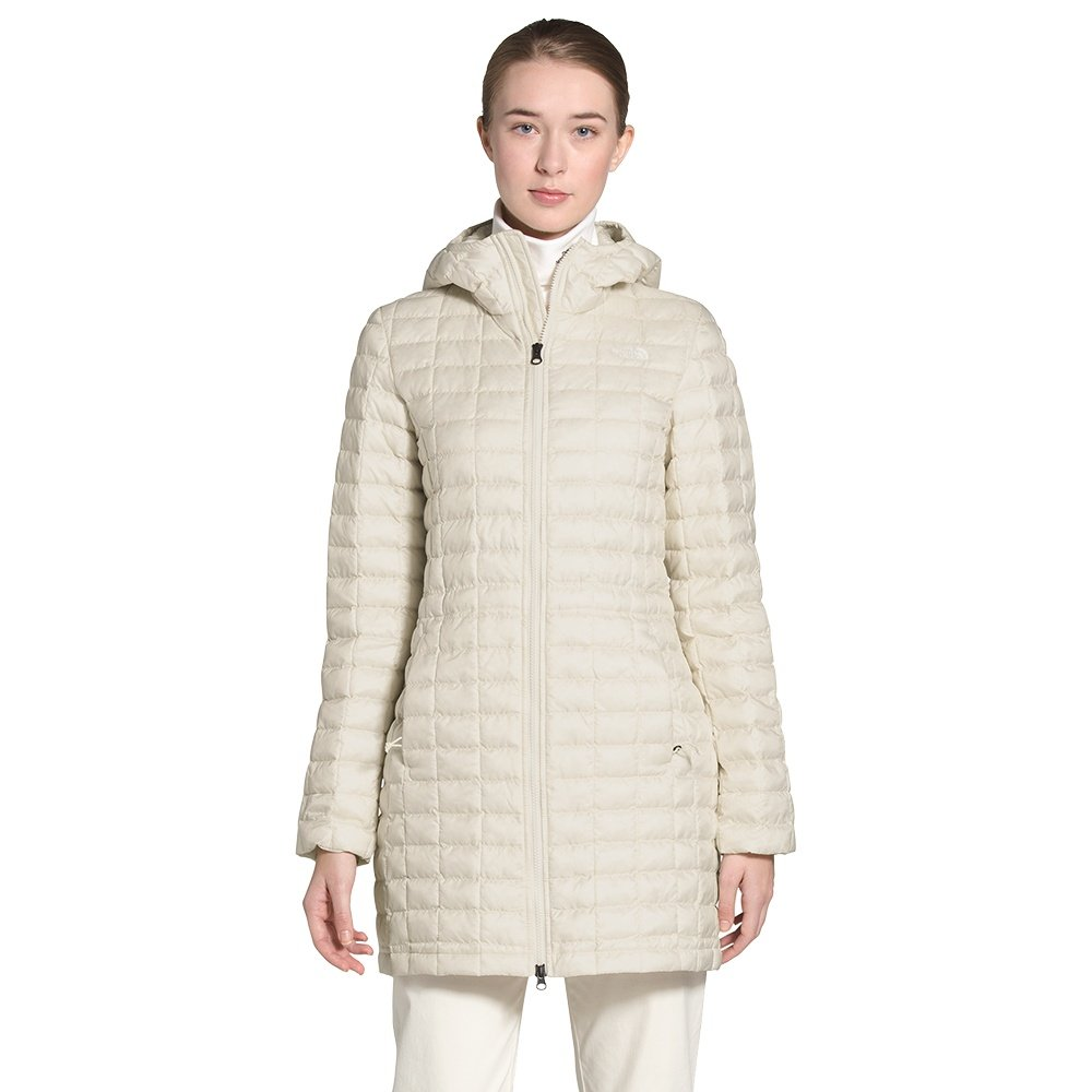 The North Face Thermoball Eco Parka (Women's) - Vintage White