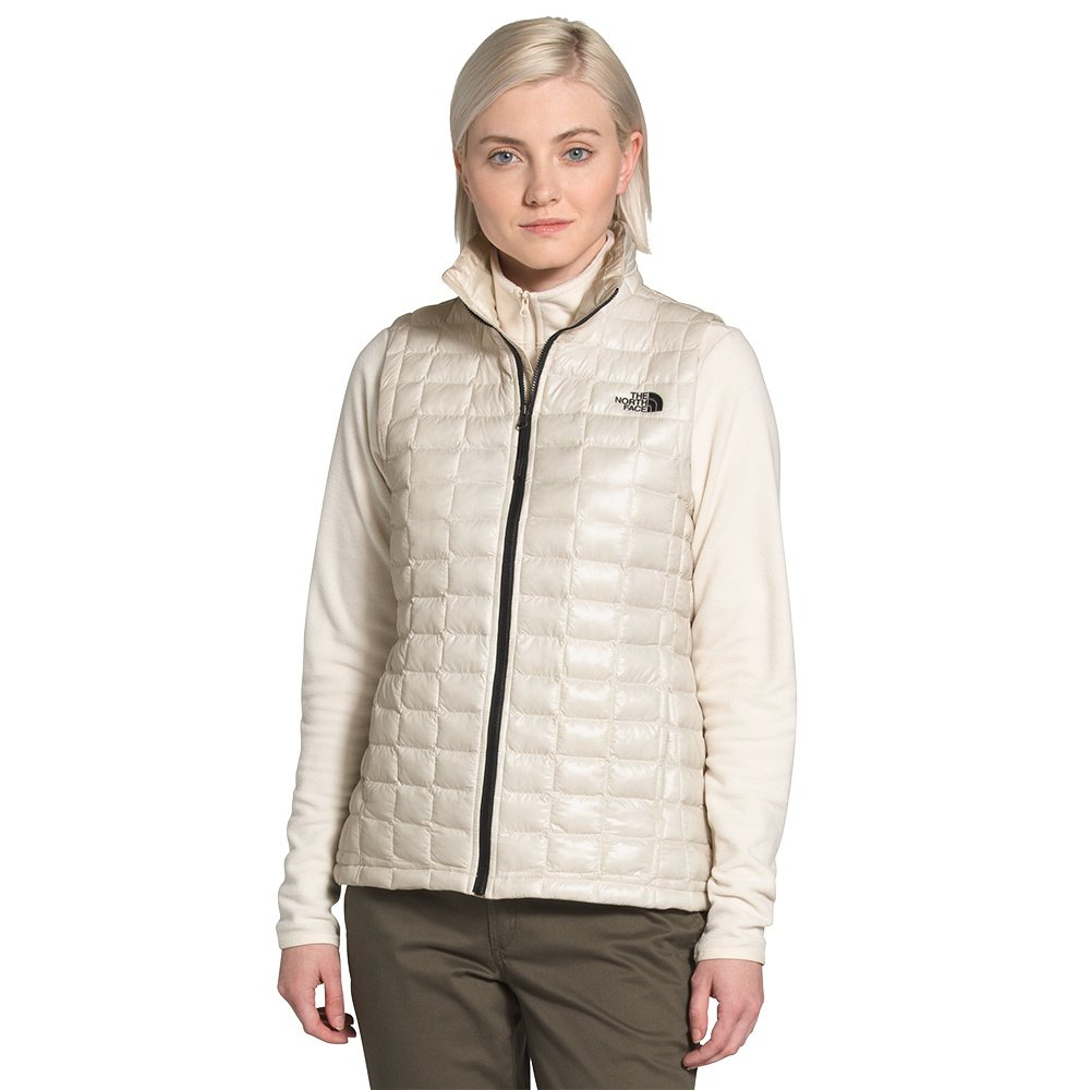 The North Face ThermoBall Eco Vest (Women's) - Vintage White