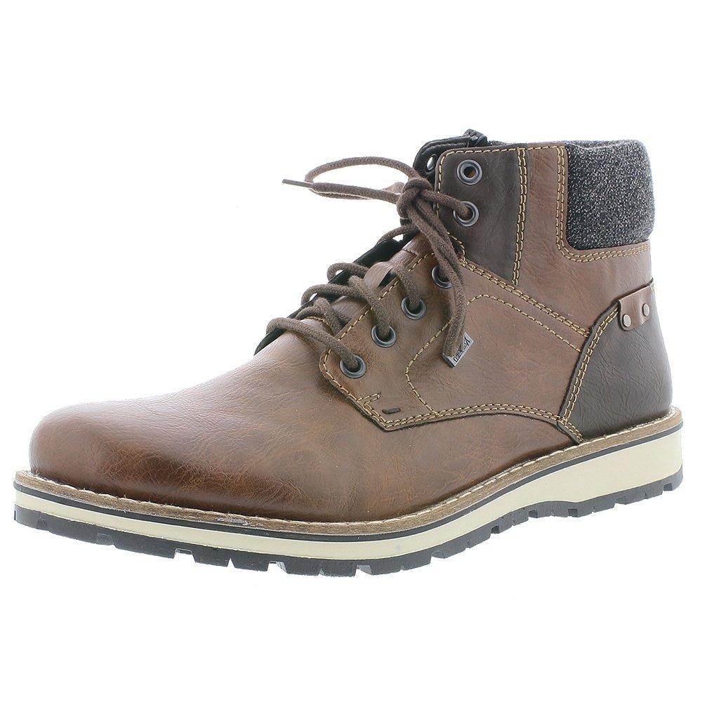 Rieker Ronny 34 Winter Boot (Men's) - Toffee Brown
