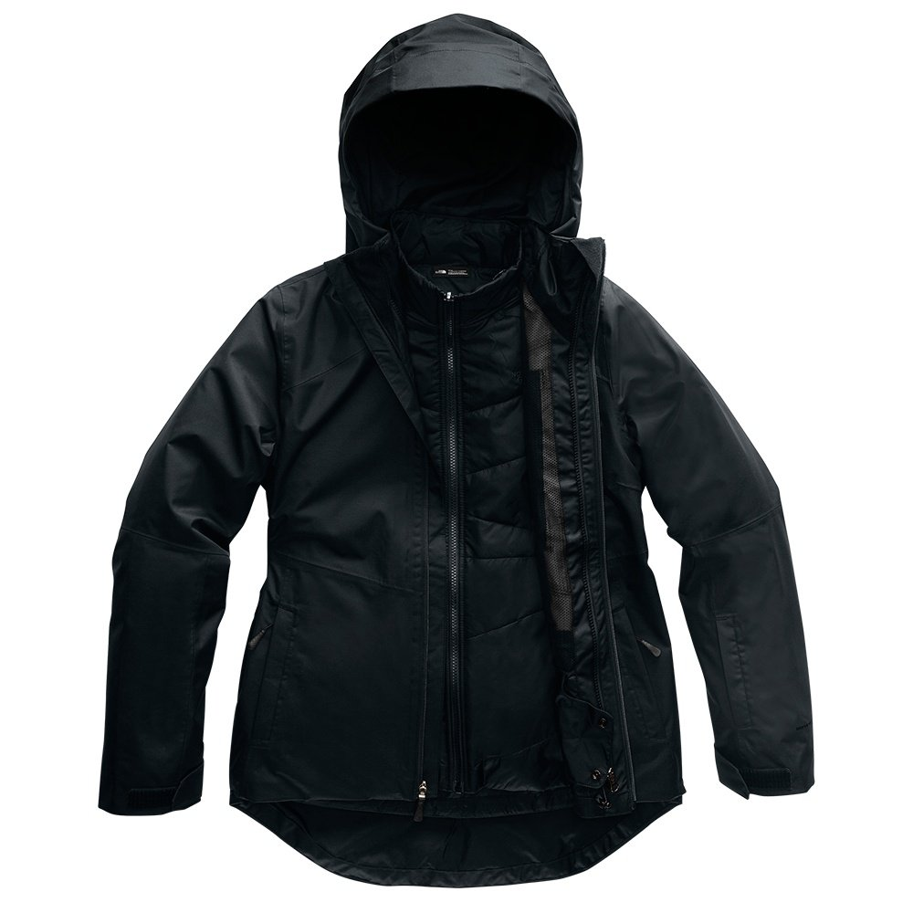 The North Face Clementine Triclimate Jacket (Women's) - Black
