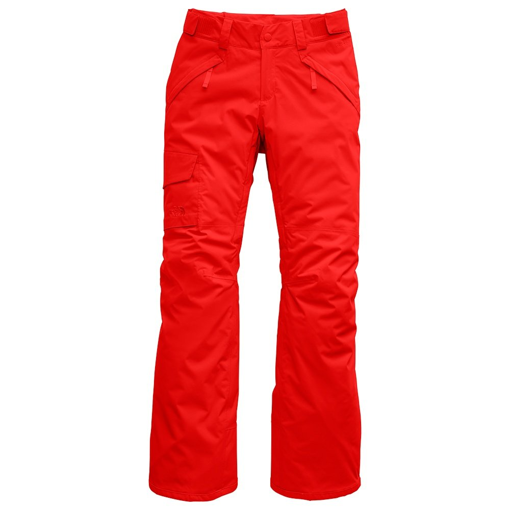 The North Face Freedom Insulated Ski Pant (Women's) - Fiery Red