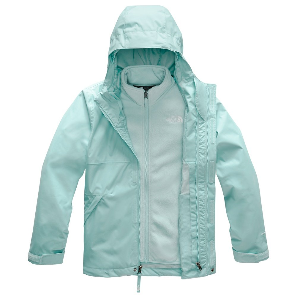 The North Face Mt View Triclimate Ski Jacket (Girls') - Windmill Blue