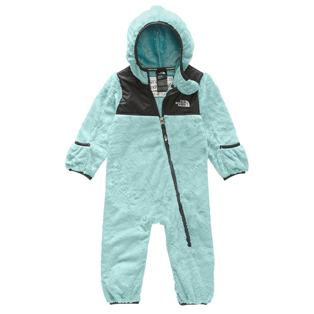 The North Face Infant Oso One Piece Bunting Suit (Little Kids') - Windmill Blue