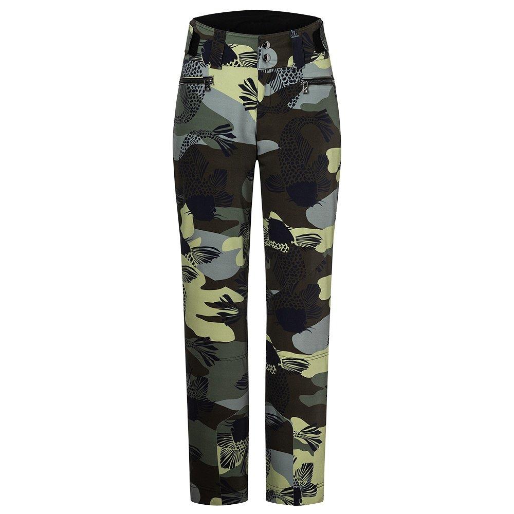 Bogner Geri Insulated Ski Pant (Women's) - Soft Olive Camo