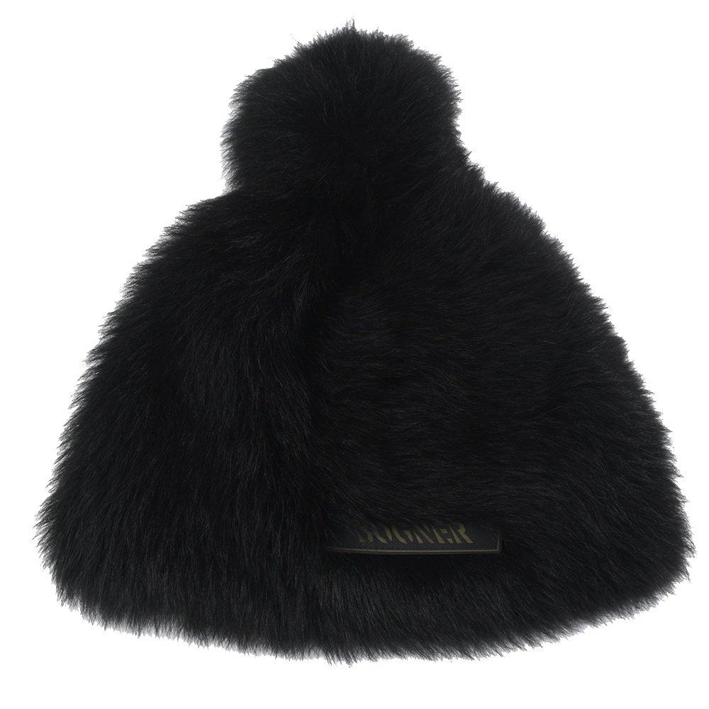 Bogner Sabia Lamb Hat (Women's) - Black