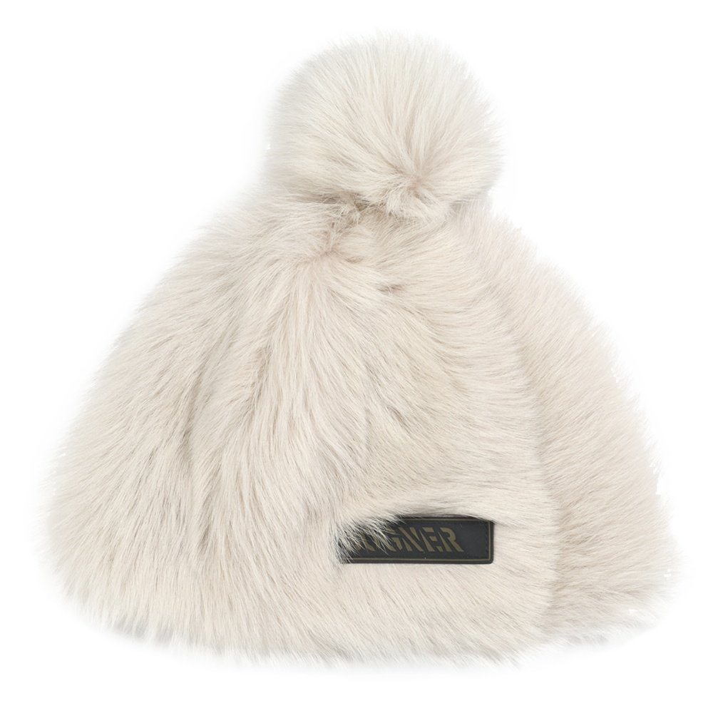 Bogner Sabia Lamb Hat (Women's) - Ivory