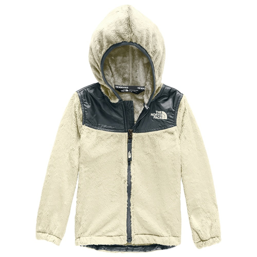 The North Face Oso Hoodie (Little Girls') - Vintage White