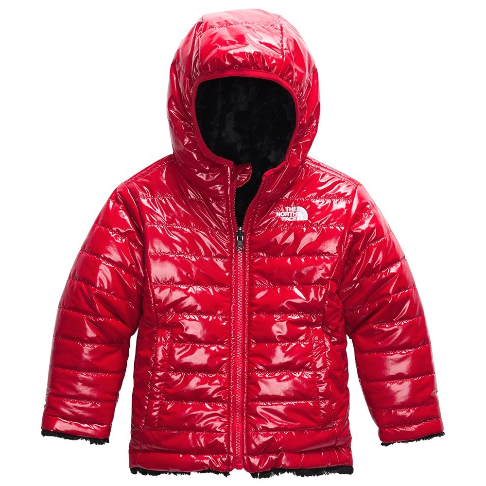 The North Face Reversible Mossbud Swirl Jacket (Toddlers') - TNF Red
