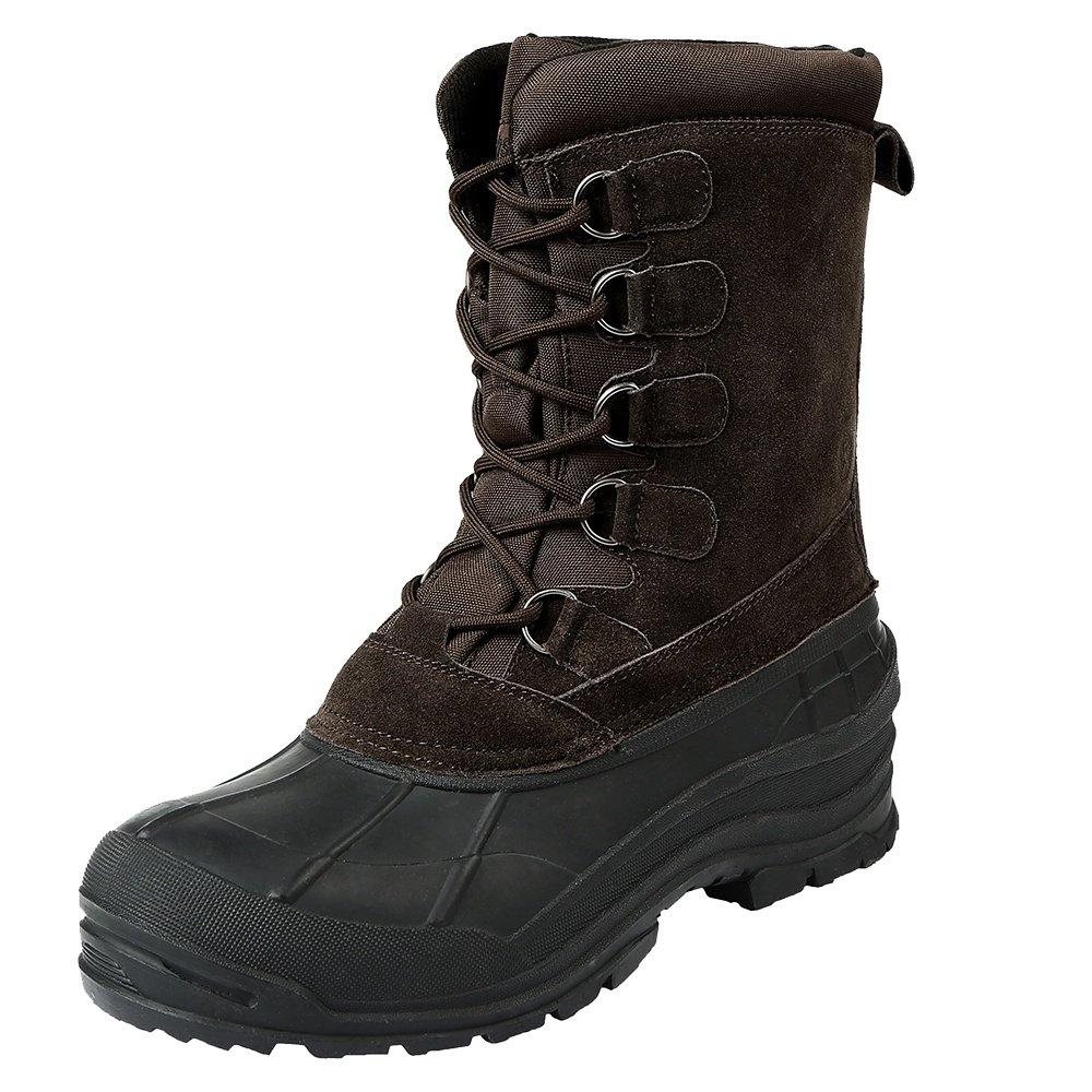 Northside Timber Crest Boot (Men's) - Dark Brown