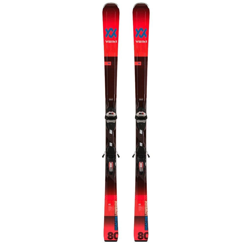 Volkl Deacon 80 Ski System with Lowride XL 13 GW Bindings (Men's) -