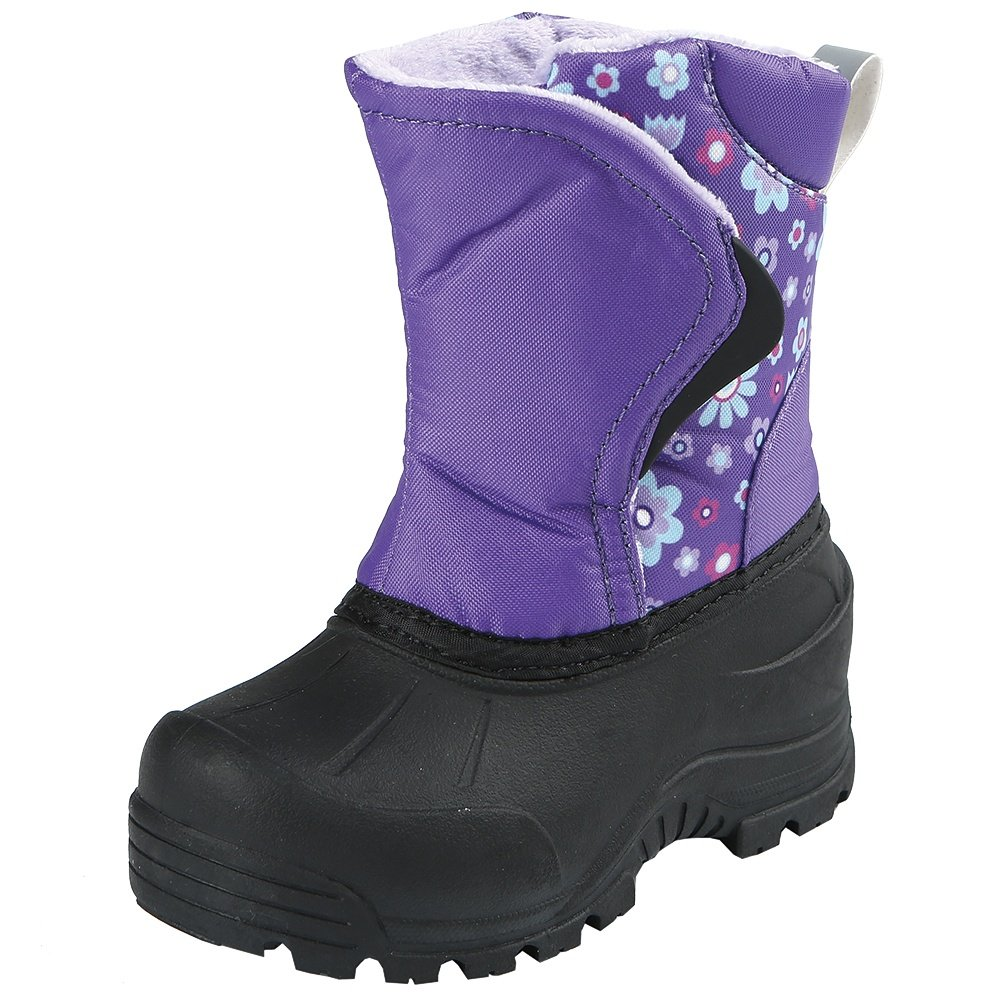 Northside Flurrie Boot (Toddlers') - Purple/Mint
