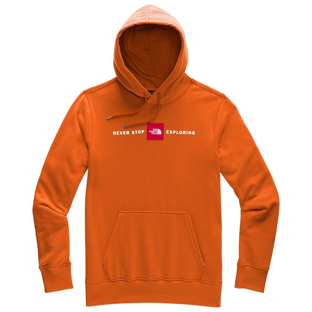 The North Face Red's Pullover Hoodie (Men's) - Papaya Orange