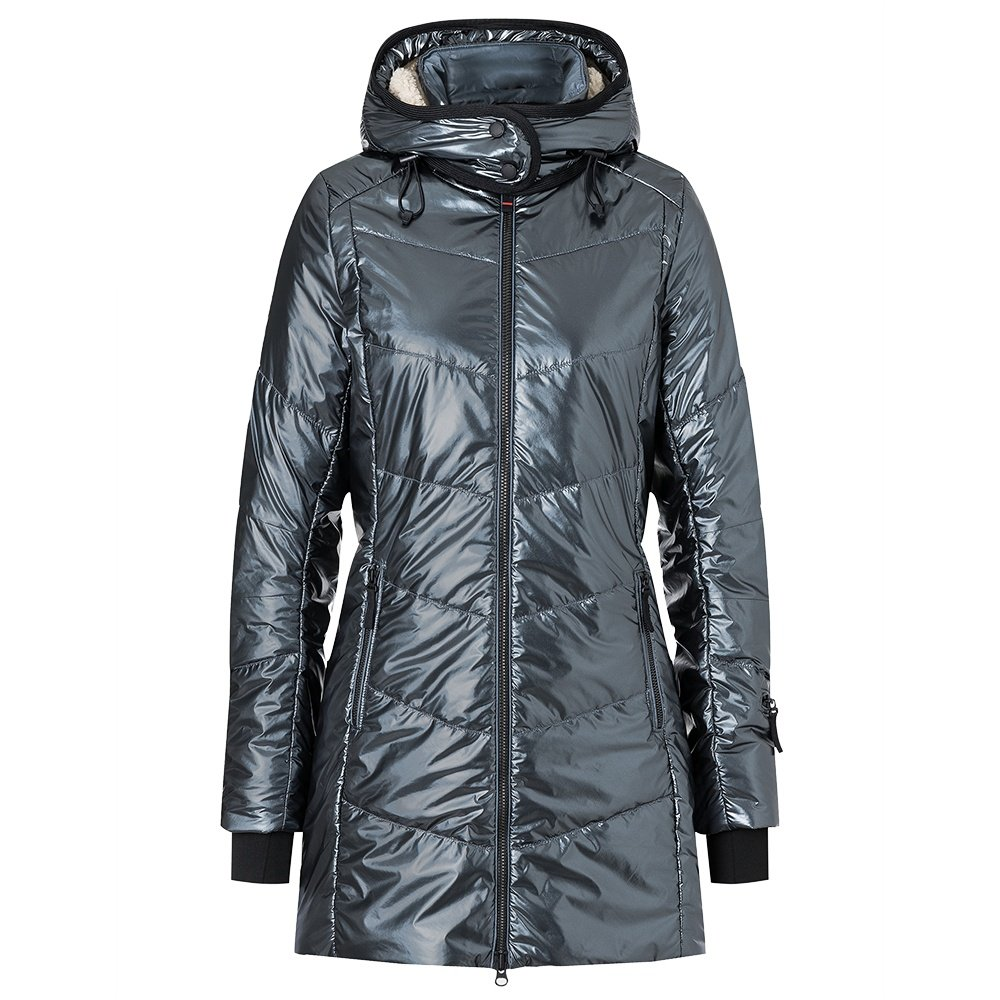 Bogner Fire + Ice Irma Insulated Ski Jacket (Women's) - Dark Grey