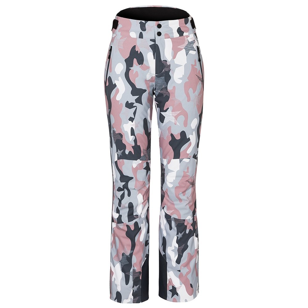 Bogner Fire + Ice Maila Insulated Ski Pant (Women's) - Star Camo Print