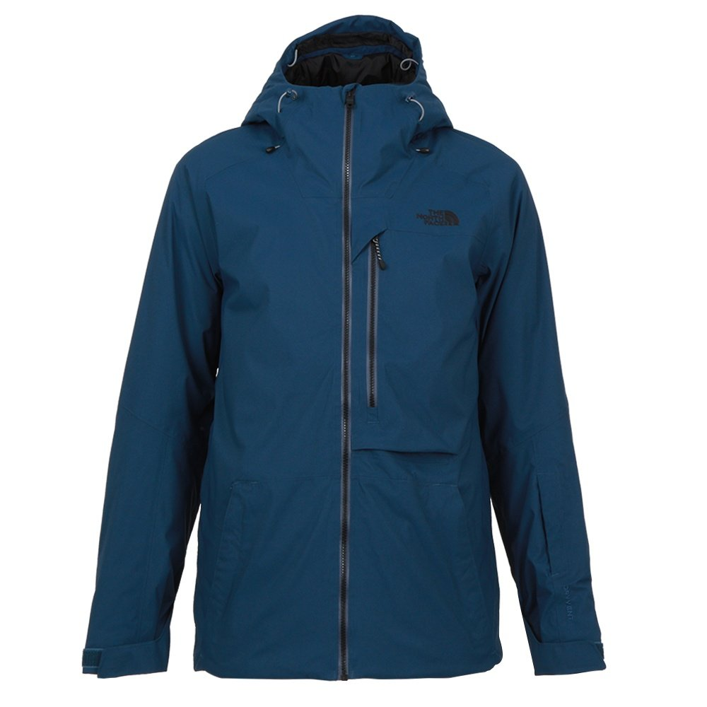 The North Face Sickline Insulated Ski Jacket (Men's) - Blue Wing Teal