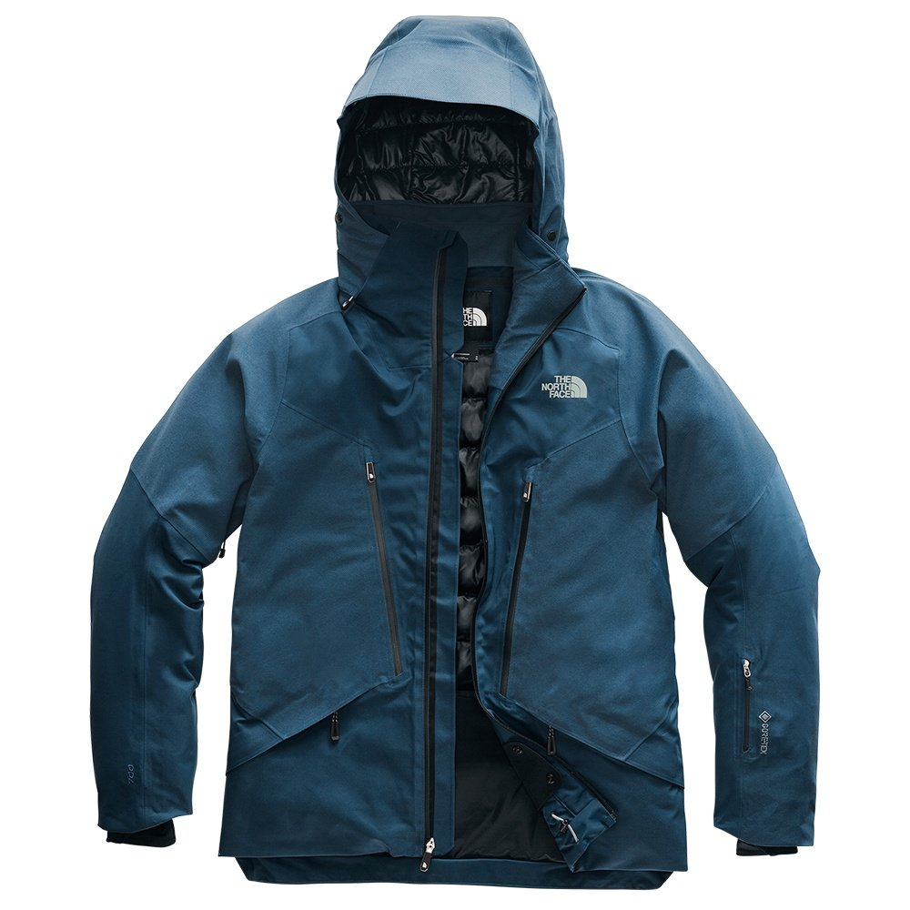 The North Face Diameter GORE-TEX Down Ski Jacket (Men's) - Blue Wing Teal