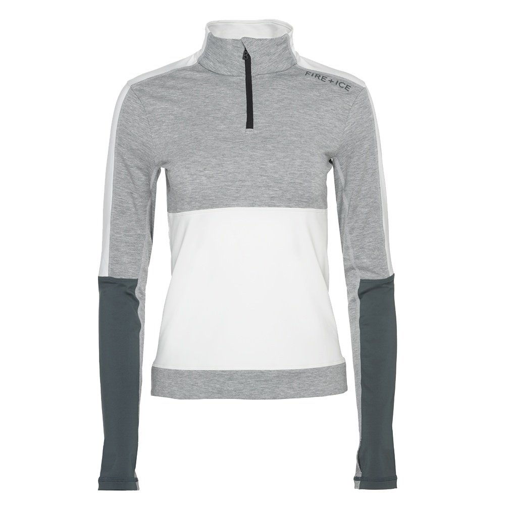 Bogner Fire + Ice Della 1/4-Zip Mid-Layer (Women's) -
