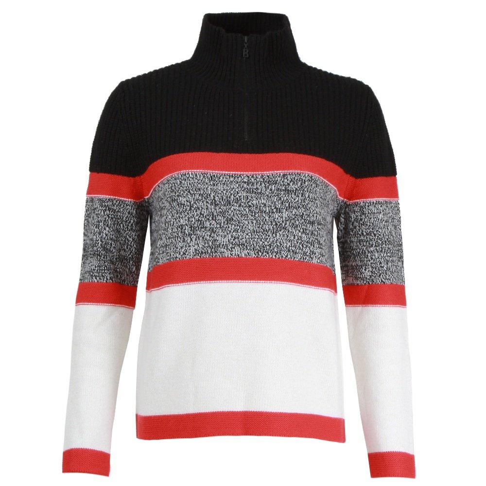Bogner Fire + Ice Glen 1/4-Zip Sweater (Women's) - Black