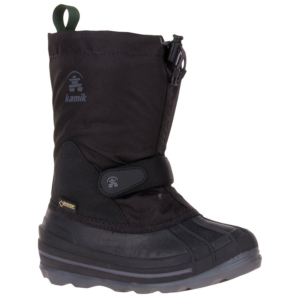 Kamik Waterbug 5 Boot (Boys') - Black