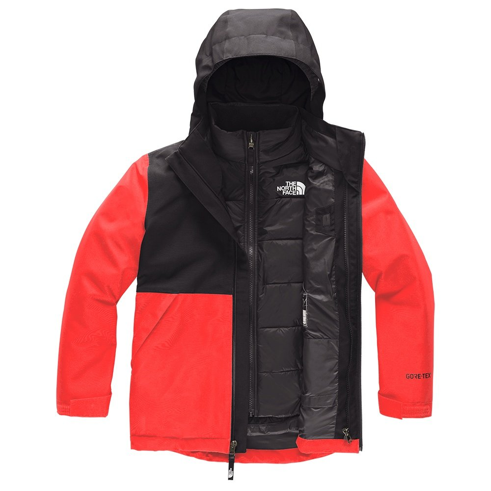 The North Face Fresh Tracks GORE-TEX Triclimate Ski Jacket (Boys') -