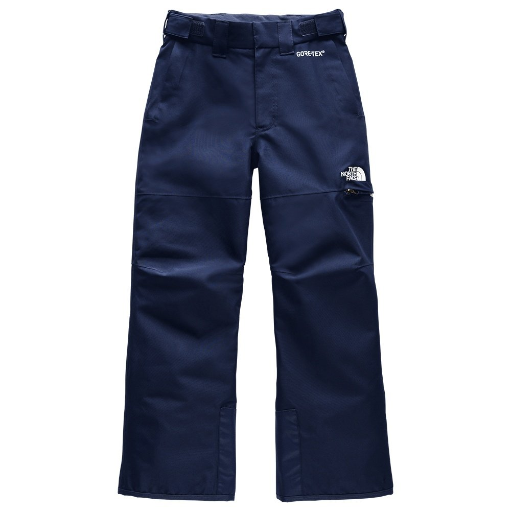 The North Face Fresh Tracks GORE-TEX Insulated Ski Pant (Boys') - Montague Blue