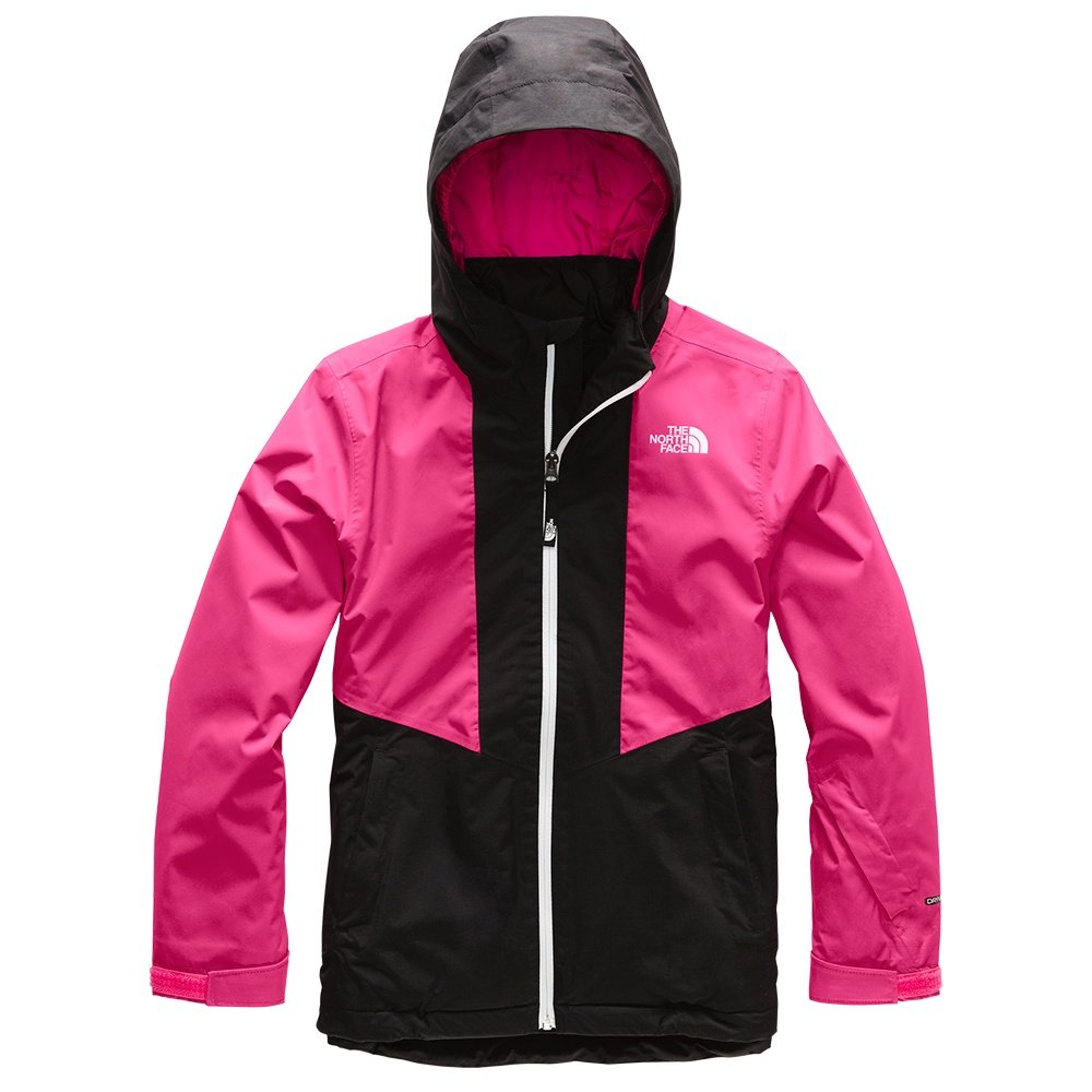 The North Face Clementine Triclimate Ski Jacket (Girls') - Mr Pink