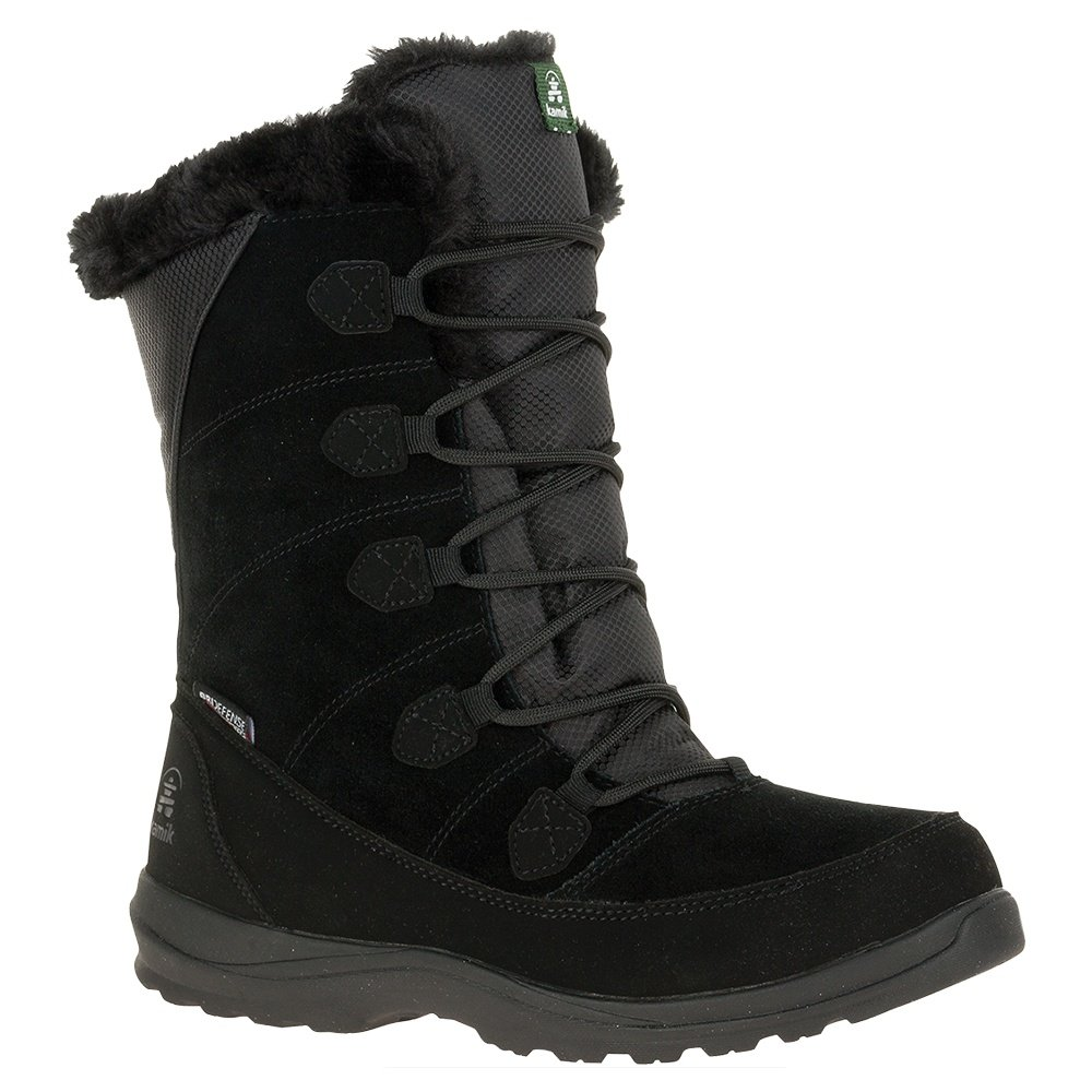 Kamik Icelyn Wide Boot (Women's) - Black