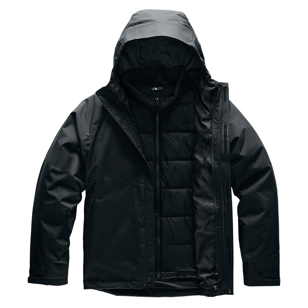 The North Face Mountain Light GORE-TEX Triclimate Ski Jacket (Men's) - TNF Black