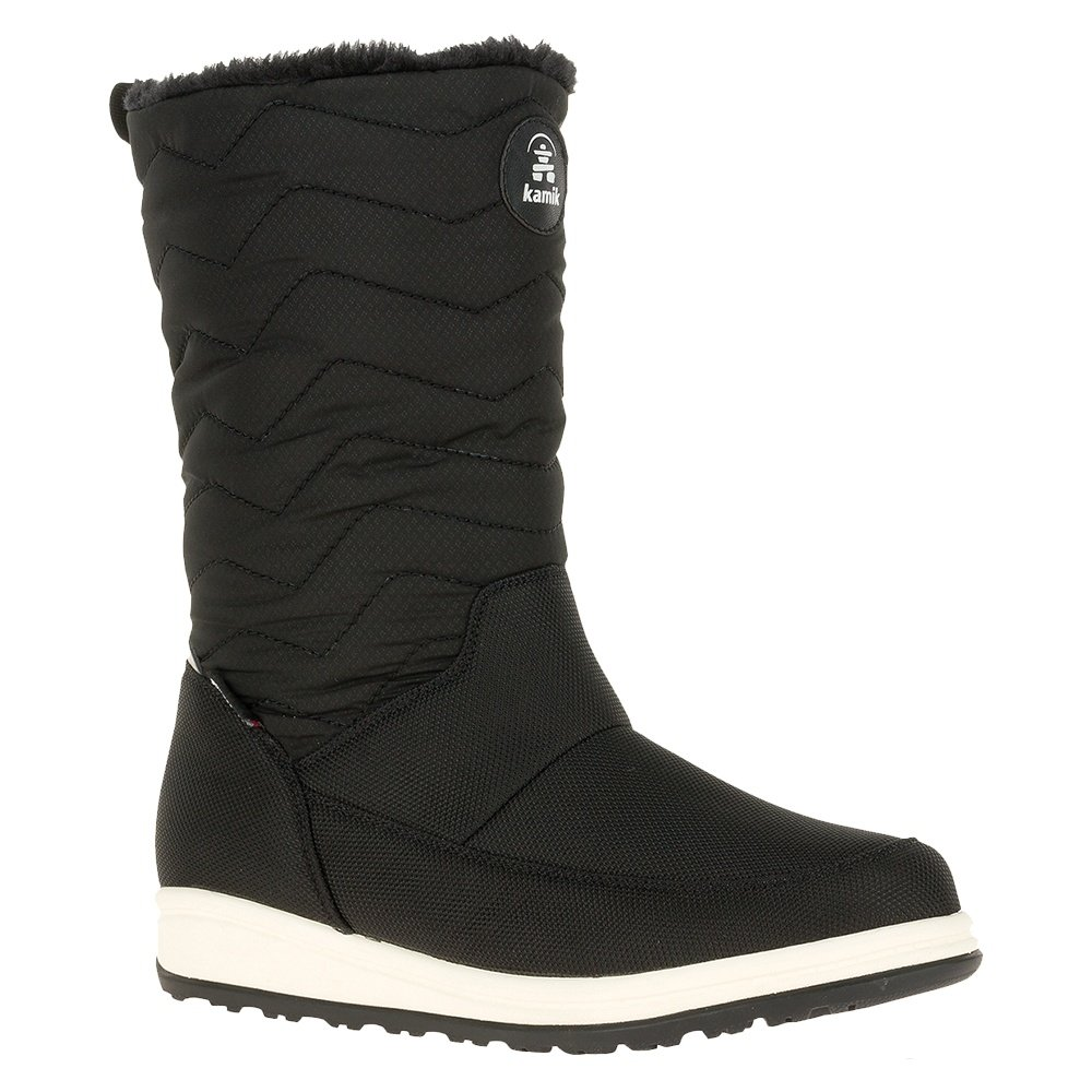 Kamik Chrissy Zip Boot (Women's) - Black