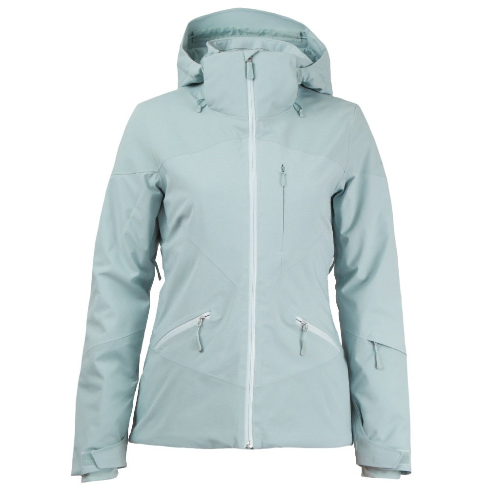 The North Face Lenado Insulated Ski Jacket (Women's) - Cloud Blue