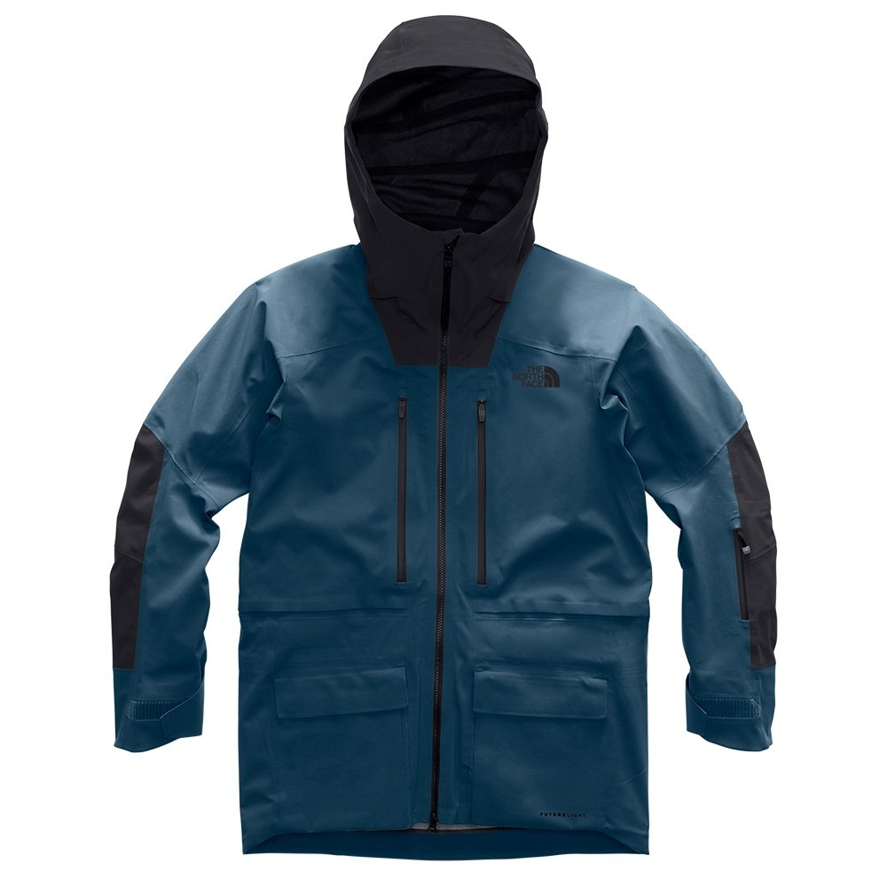 The North Face A-CAD Shell Ski Jacket (Men's) - Blue Wing Teal/Weathered Back