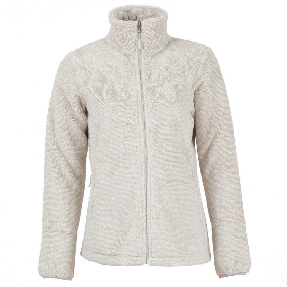 The North Face Seasonal Osito Mid-Layer Jacket (Women's) - Vintage White/Peyote Beige