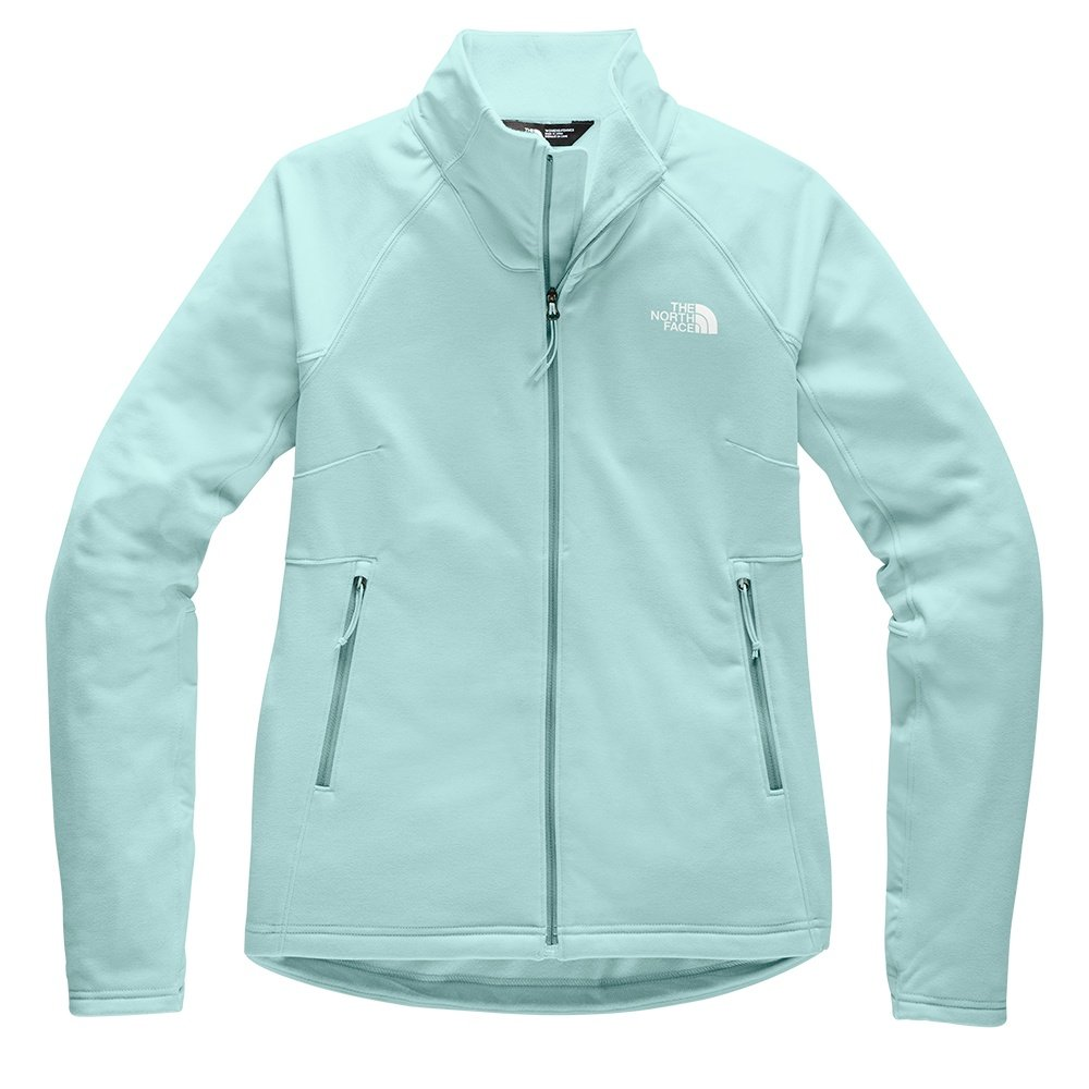 The North Face Shastina Stretch Full Zip Jacket (Women's) - Windmill Blue Heather
