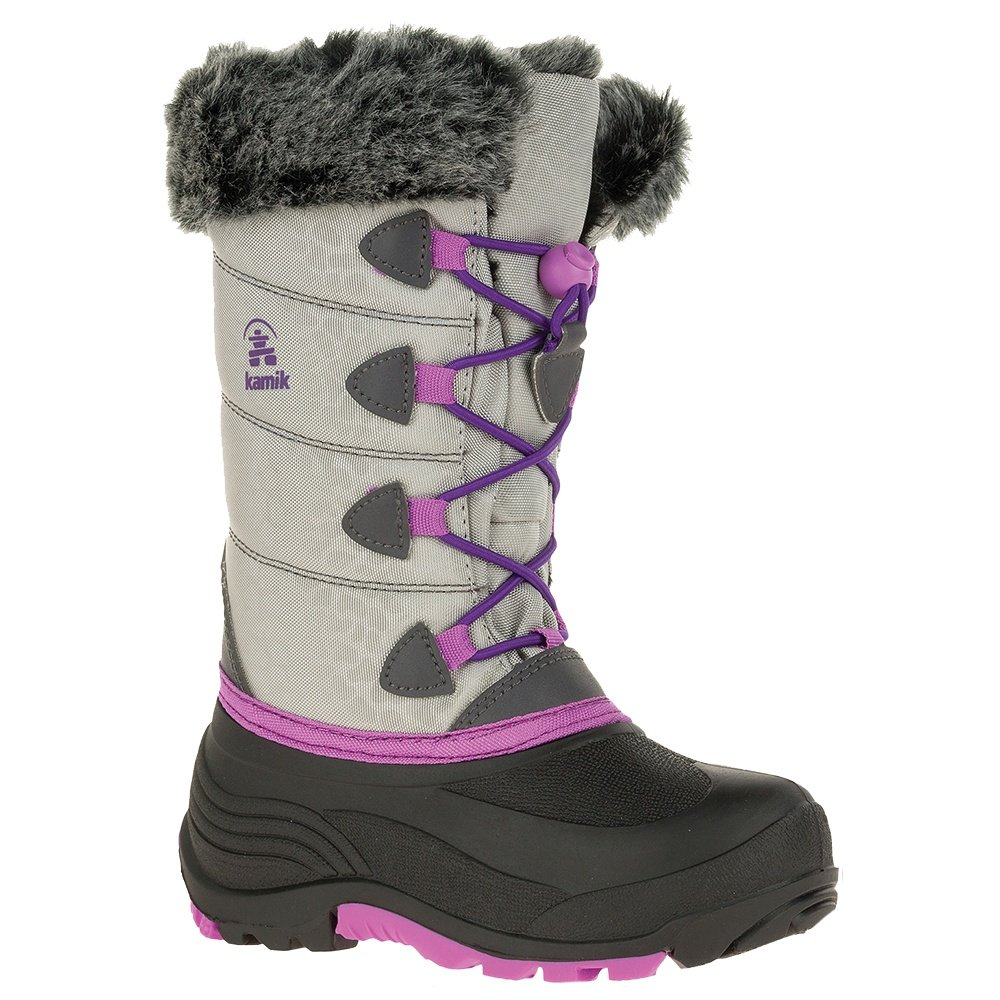 Kamik Snowgypsy 3 Boot (Little Girls') - Gray